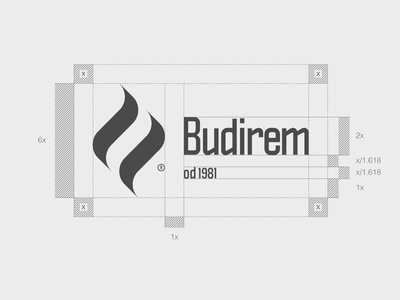 Budirem Logo