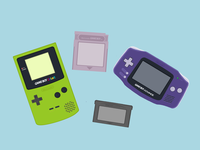 Gameboy background
