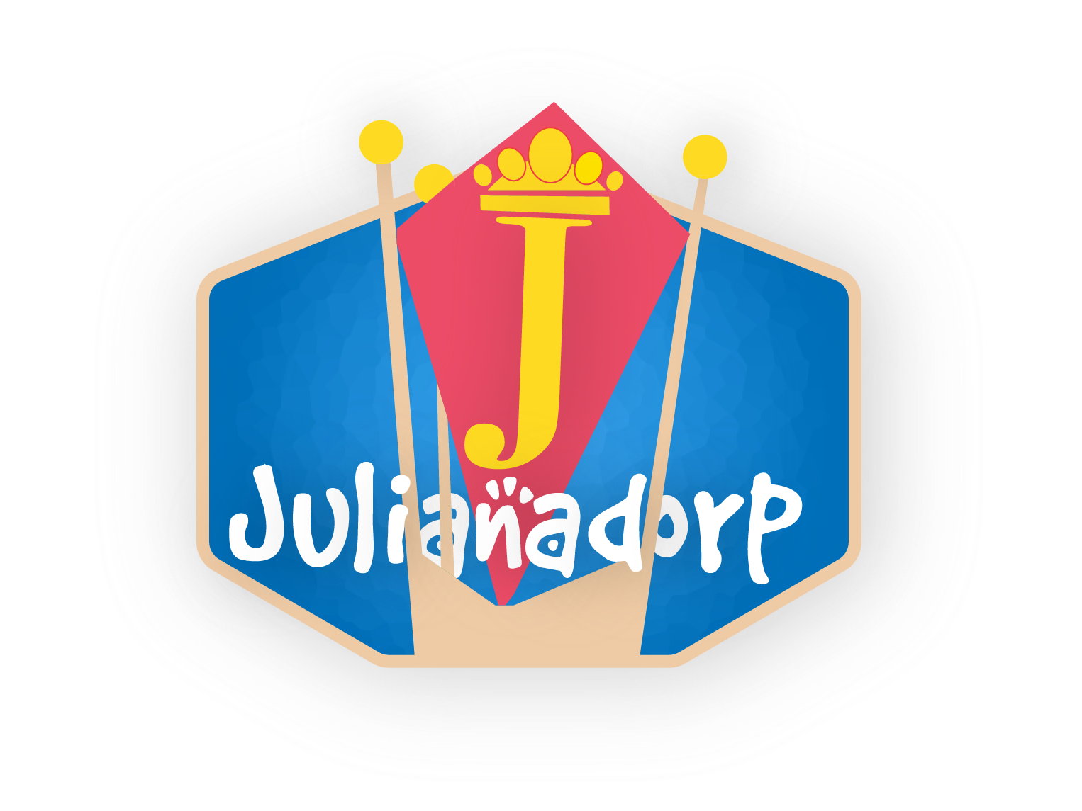 Julianadorp, snapchatfilter ux ui web typography logodesign graphicdesign illustration flat branding design logo thenetherlands julianadorp snapfilter geofilter filter snapchat