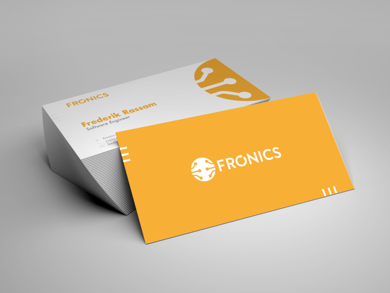 Business Cards Idea By Rostam Dribbble Dribbble