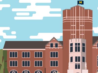 Michigan Union Building