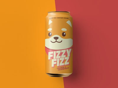 Frizzy Fizz - Orange & Grapefruit
