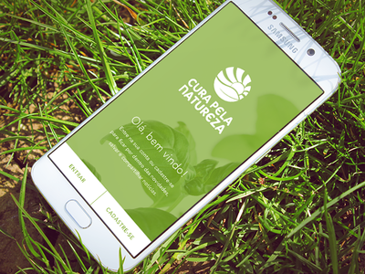 Cura Pela Natureza App