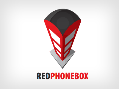 Dribbble redphonebox