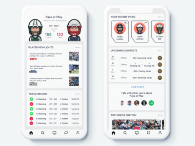 Pass or Play | Sports Betting