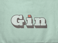 »Gin Without Tonic« ...