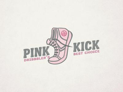 Pink kick ...