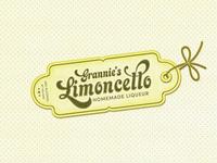 Grannie's Limoncello ...