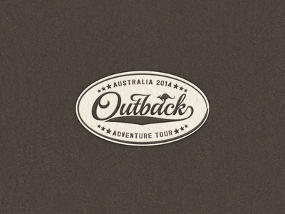 Outback ...