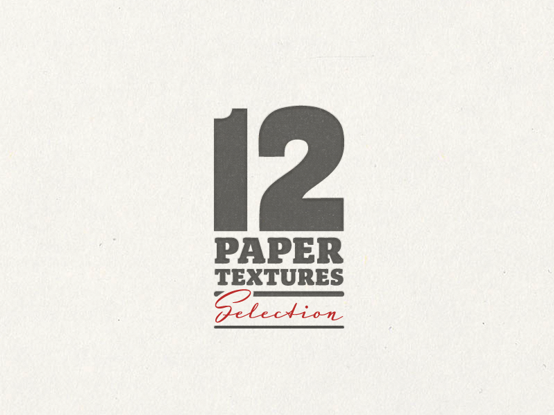 12 Paper Textures ... typography lettering type typo textures paper textures texture freebie