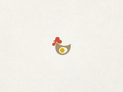 Happy Chicken, Healthy Egg ... logo key visual vector graphic mark symbol