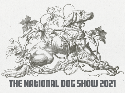 Dog Show 2021 ... dog lineart ornament illustration vector graphic vectorart vector illustration