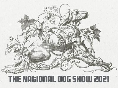 Dog Show 2021 ... dog lineart ornament illustration vector graphic vectorart vector illustration