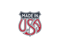 Made in usa vector preview