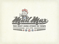 »Mad Max« Junk Store ...