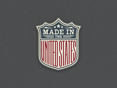 US Trade Emblem 06 Version II ...