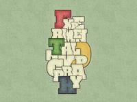 Experimental typography 800x600