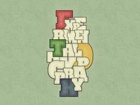 Experimental Typography ...