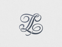 Tl monogram large