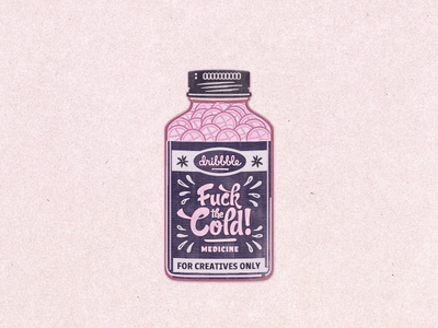 Autumn Suffering ... dribbble pills vector graphic lettering type typo typography