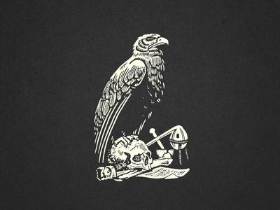 »ExLibris« Illustration ... ex libris illustration vector graphic
