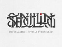 Interlacing Initials ...