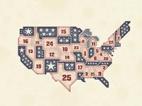 U.S. Advent Calendar 2017 ...