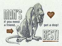 Man's Best ...