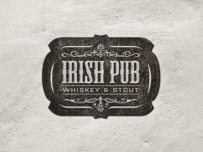 Irish pub ...