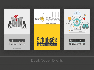 Book Covers ... graphic design covers books typogaphy type