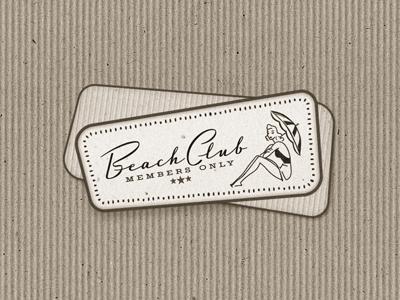 Beach club iii ...