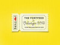 »Valentype 2013«  Announcement ...