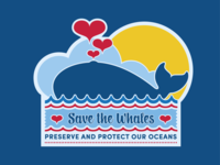 Save The Whales ...