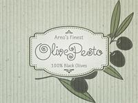 »Olive Pesto« Packaging ...