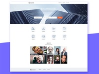 Architectural design type website