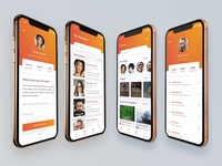 Psychic Mobile Application Design