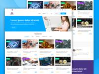 Online Learning Platform for Blockchain