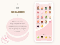 Macaroon Mobile Theme_hd