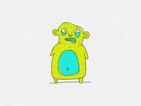 creature bear 1/3