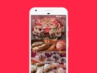 Pastry Recipe App