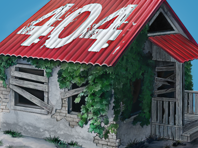 404 house