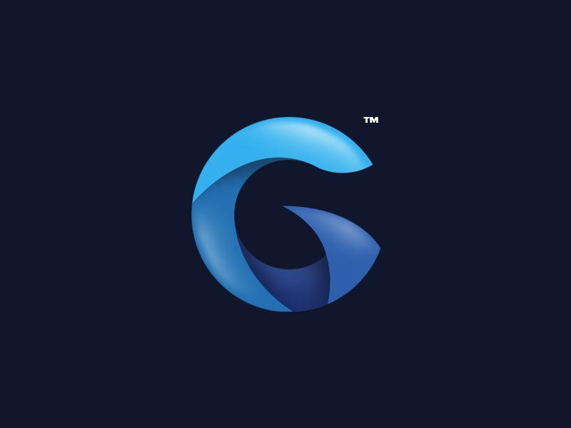 G logo design branding aryojj design logo g