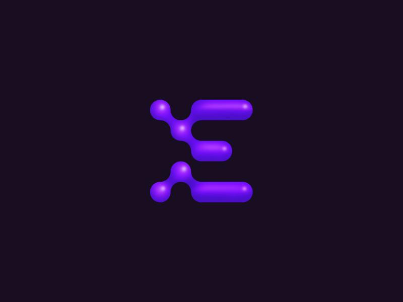Envitry Dribbble design e envirty logo branding