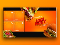 1001NOCY Restaurant Website