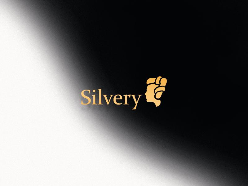 Silvery7 Branding aryojj aryojj.com mark logo design logo branding silvery7