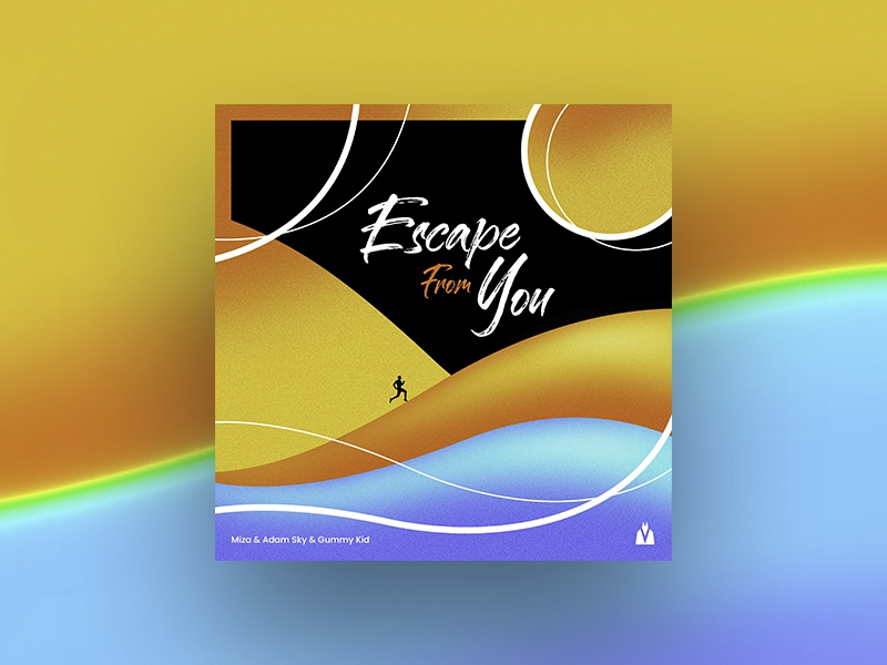 Scape From You Music Cover cover escape from you miza cover art music cover