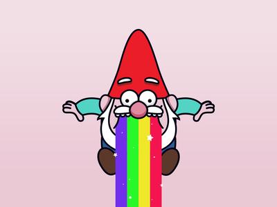 Rocket Gnome