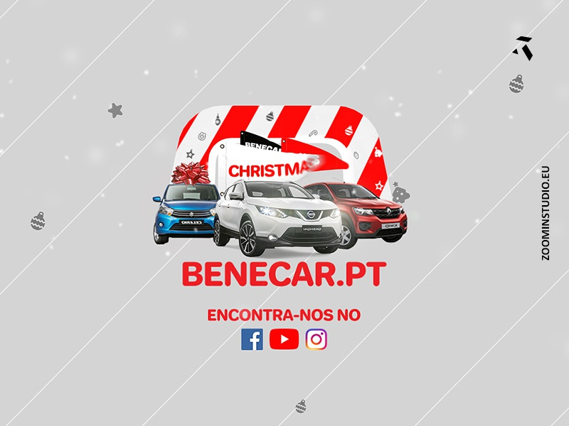 Benecar Christmas Days spot clip zoominstudio benecar