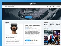Oculus Forum