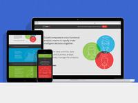 Datakin Marketing Website